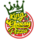 King of Cheesy Pizza